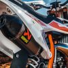 akrapovic sticker ktm sx